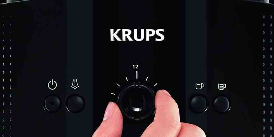 Cafeteras krups automaticas. cafetera automatica krups