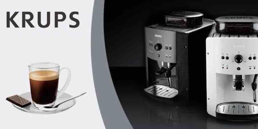 Krups ea8108. Cafetera krups superautomatica