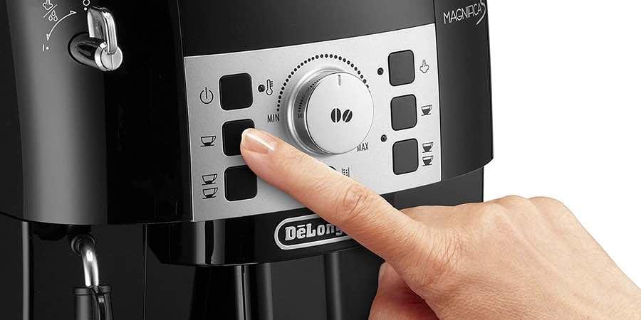 cafetera superautomatica delonghi magnifica s ecam